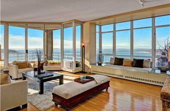 Seattle WA Luxury Condominiums Waterfront Property Homes For Sale